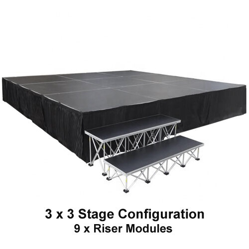 Stage With Steps V2